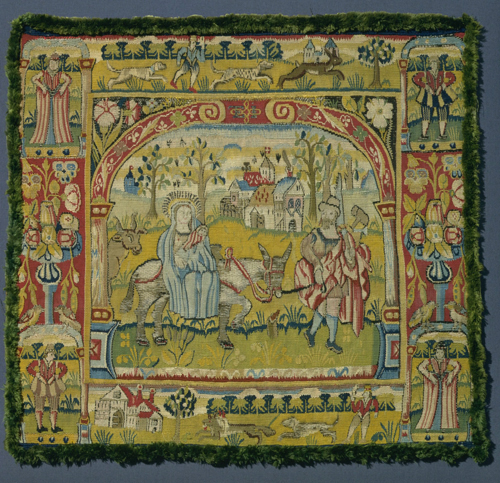 Tapestry: Flight into Egypt